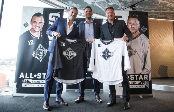 Jednotkou draftu Zápasu hviezd Tipsport ligy je Marcel Haščák, Starosta dostal cenu útechy