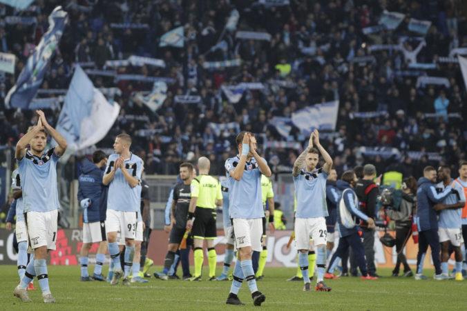 Lazio deklasovalo Sampdoriu Janov, v drese Rímu po dlhej dobe nastúpil aj Denis Vavro