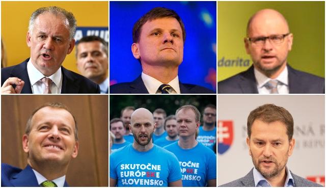 Smer-SD alebo opozičné strany? Kto má po voľbách väčšiu šancu zostaviť vládu