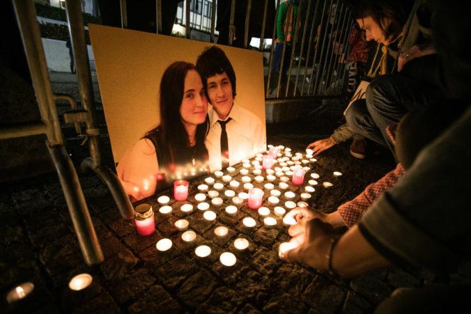 Za slušné Slovensko si pripomenie úmrtie Jána Kuciaka a Martiny Kušnírovej v desiatkach miest