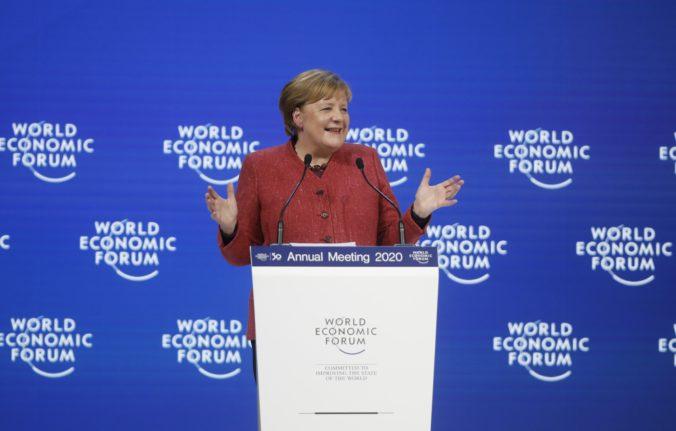 Merkelová tvrdí, že boj proti klimatickým zmenám môže stať otázkou prežitia
