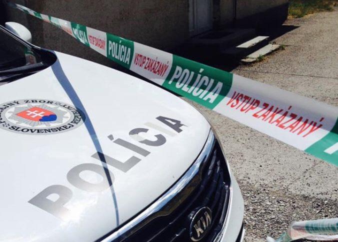 Polícia vyšetruje vraždu ženy, ktorú našli v Košiciach