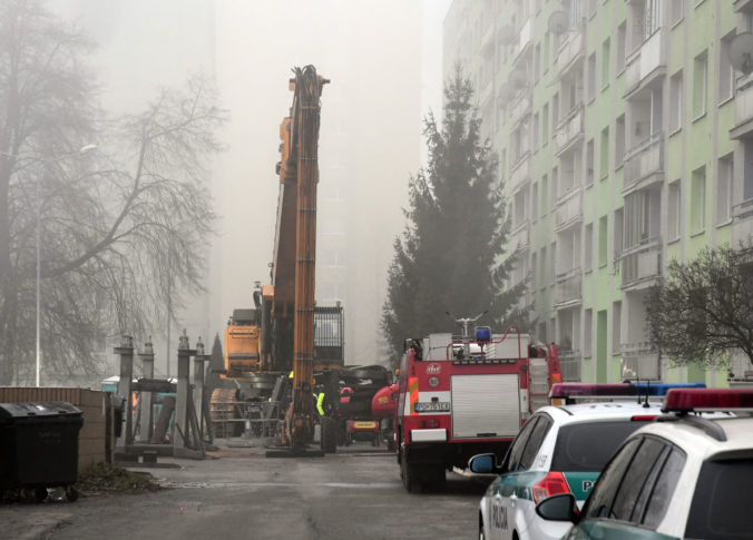 Prešov vyzval obyvateľov Mukačevskej ulice na nahlásenie škôd po výbuchu, mesto ich odškodní