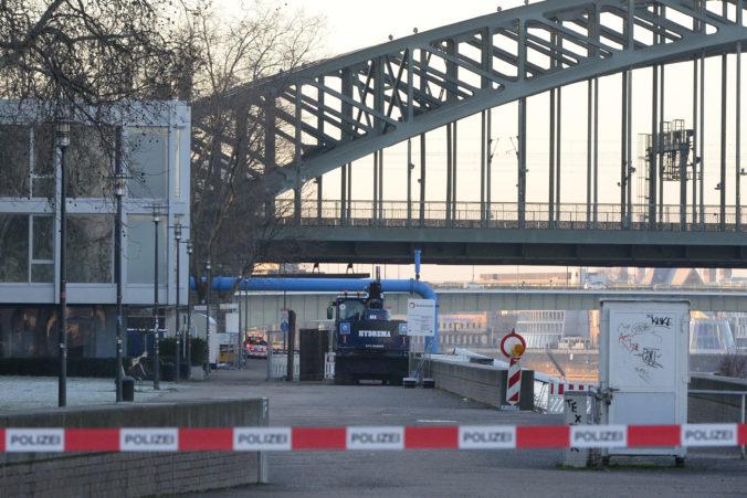 V Kolíne nad Rýnom evakuovali nemocnicu, v jej areáli zneškodnili bombu z 2. svetovej vojny