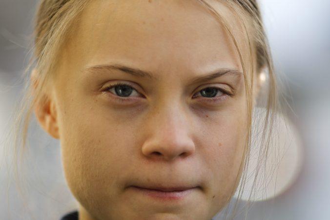 Greta Thunberg vracia úder, odbila kritiku a výsmech zo strany ministra Mnuchina