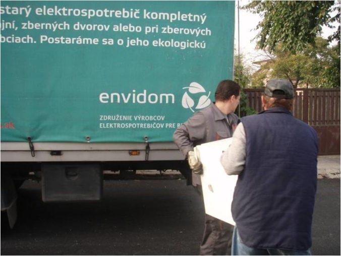 Trenčania sa môžu zbaviť starého domáceho elektroodpadu – bezplatne a po celý rok priamo z adresy bydliska
