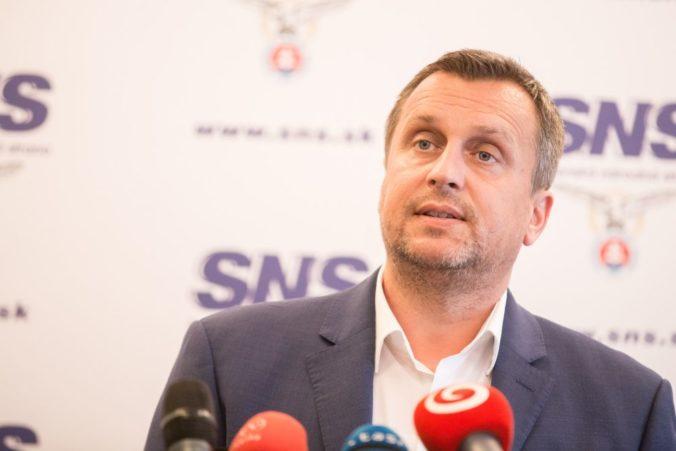 Danko vylúčil spoluprácu s kotlebovcami, hnutie OĽaNO a strana SaS sú preňho sektami