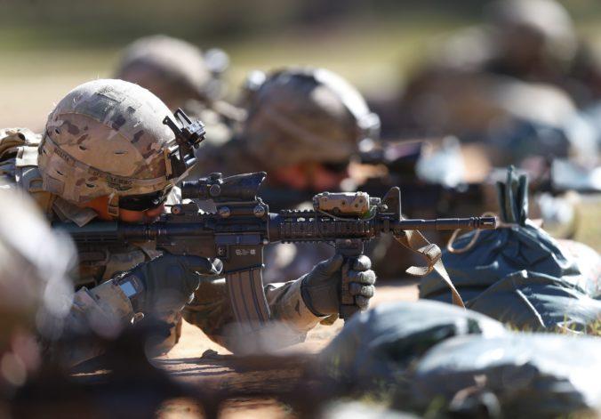 Vláda pošle 60 vojakov do Afriky na francúzsku protiteroristickú misiu