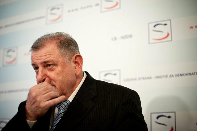 Expremiéra Vladimíra M. znova vyšetrujú, v kauze amnestie obnovili trestné stíhanie