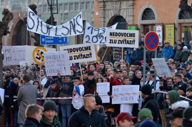 Trnava sa chystá na míting kotlebovcov, nesúhlas s extrémizmom chcú vyjadriť stovky ľudí