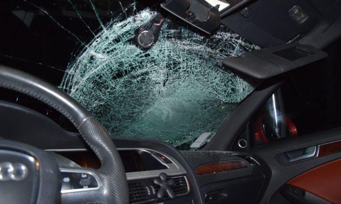 Cyklista neprežil zrážku s Audi, vyšetrovateľ začal trestné stíhanie pre usmrtenie (foto)