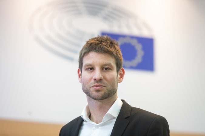 Michala Šimečku zvolili za podpredsedu liberálnej frakcie Renew Europe