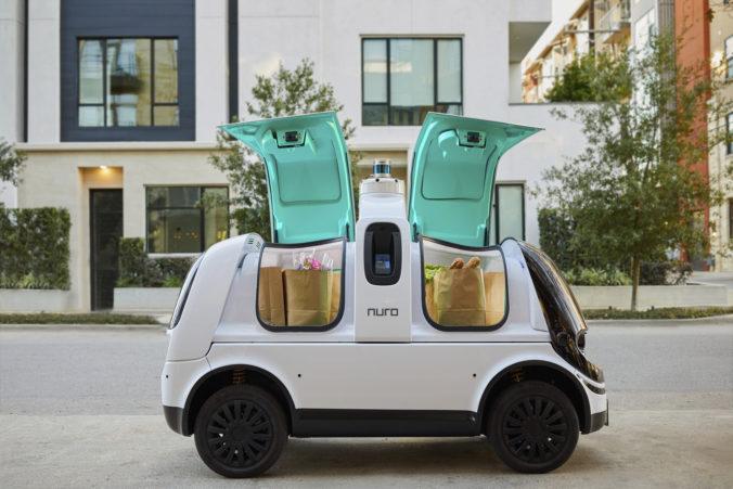 Americká firma Nuro dostala povolenie na vypustenie autonómneho vozidla do premávky
