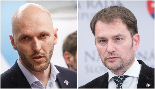 Lex Haščák je pre Matoviča somarina a Truban kritizuje anketu, po voľbách však chcú spolupracovať