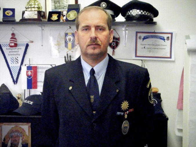 Odvolali služobne najstaršieho náčelníka mestskej polície na Slovensku