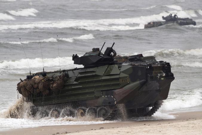 Ruský útok je nepravdepodobný, avšak Pobaltie podľa Estónska stále čelí hrozbe