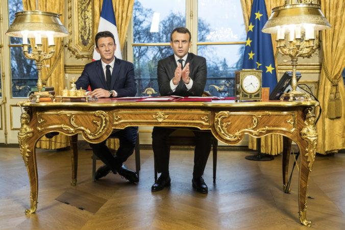 Macron prišiel o kandidáta na prestížny post starostu Paríža, ten odstúpil pre uniknuté sexuálne video