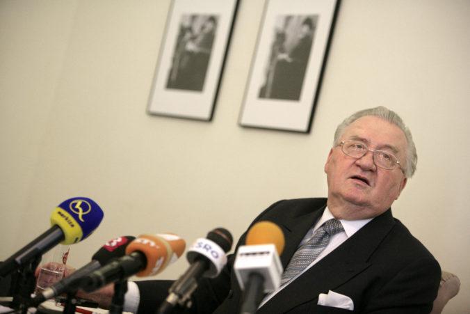 Kováč nebol prvou voľbou na pozíciu prezidenta, bol však prijateľný aj pre SDĽ