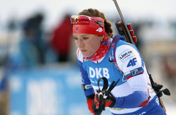 Ivona Fialková podala v stíhacích pretekoch životný výkon, majsterkou sveta je Wiererová