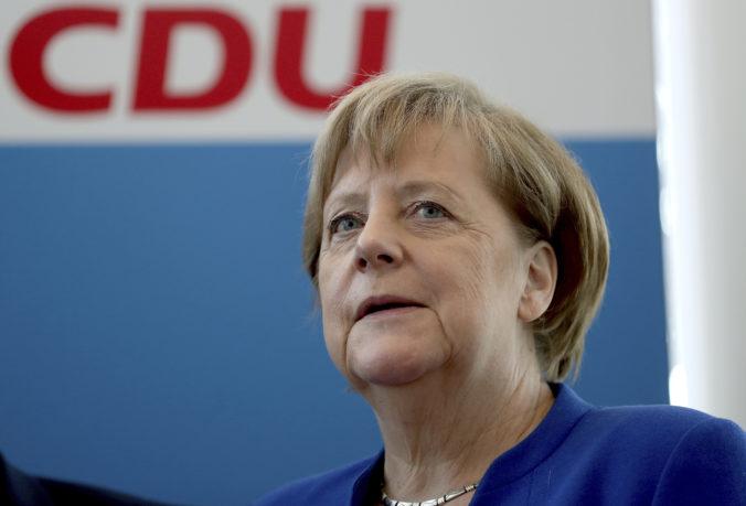 Merkelová nevstúpi do výberu nového lídra CDU a potvrdila, že už nechce byť kancelárkou