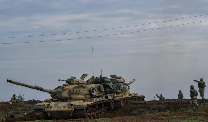 Operácia v sýrskom Idlibe je len otázkou času, uviedol to turecký prezident Erdogan