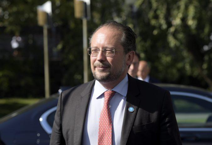 Šéf rakúskej diplomacie odcestuje do Iránu odovzdať európsky odkaz ohľadom jadrovej dohody