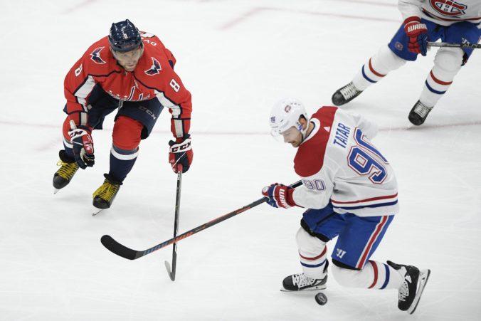 Ovečkin v NHL strelil svoj 699. gól, Pánik aj Tatar asistovali a Černák nazbieral dve mínusky (video)