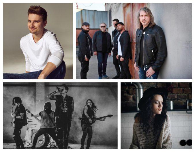 Spevácke hviezdy pomôžu Sabinke, tradičný rockový večer ponúkne skvelé hity