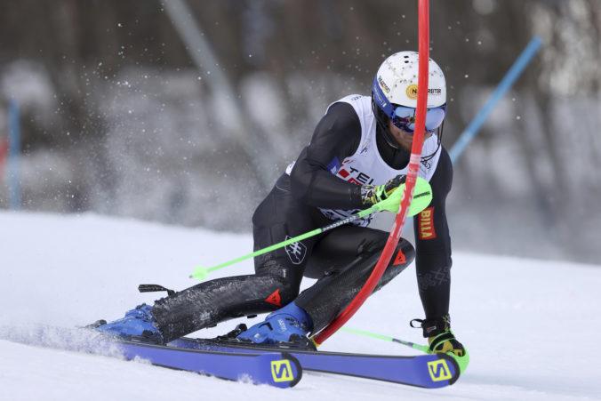 V sobotňajšom obrovskom slalome v japonskej Niigate dosiahol svoj najlepší výsledok v sezóne