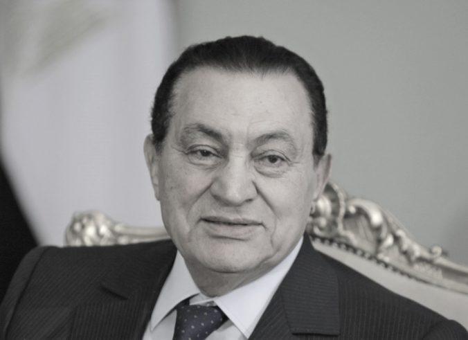 Zomrel HusníMubarak, bývalý prezident Egypta sa dožil 91 rokov