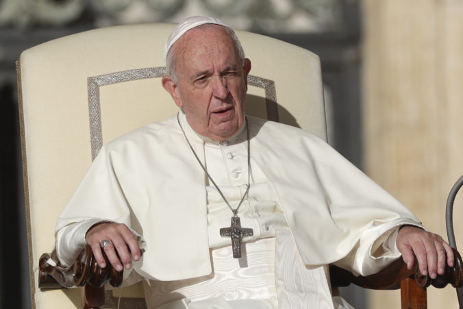 Pápež František je chorý, vynechal plánovanú omšu s rímskym duchovenstvom