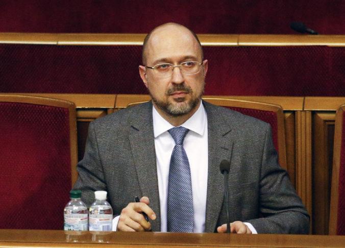Denys Šmyhaľ získal väčšinu hlasov ukrajinských poslancov, stal sa tak novým premiérom