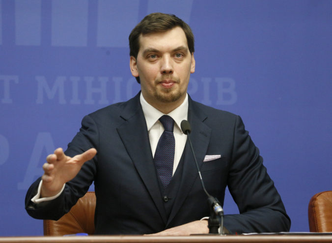 Hončarukov druhý pokus o demisiu bol úspešný, ukrajinský premiér už pozná svojho nástupcu