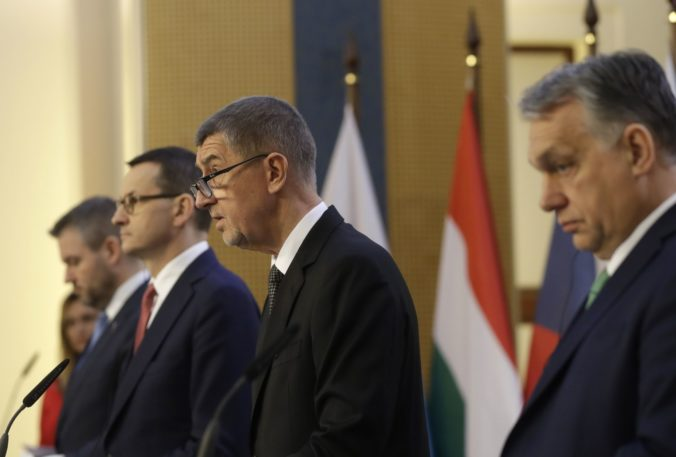 Pellegrini, Babiš, Orbán a Morawiecki sa dohodli na spolupráci v prípade výskytu koronavírusu