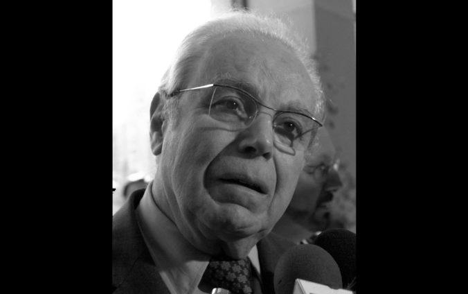 Zomrel Javier Pérez de Cuellar, bývalý generálny tajomník Organizácie Spojených národov