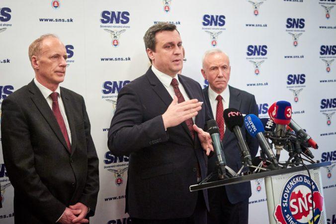 Zelník odišiel zo Slovenskej národnej strany, z neúspechu vo voľbách viní Danka