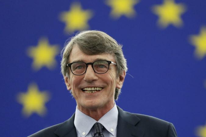 Sassoli odsúdil obmedzovanie dodávok zdravotníckeho materiálu v rámci Európskej únie