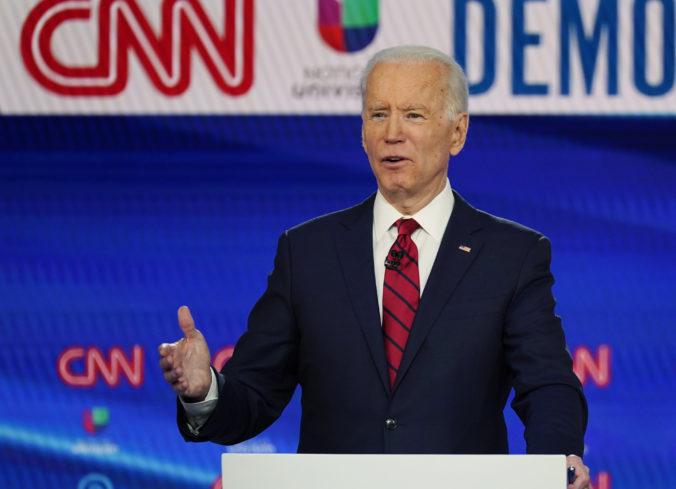 Biden zvíťazil v ďalších primárkach, Sandersa porazil v piatich zo šiestich štátov