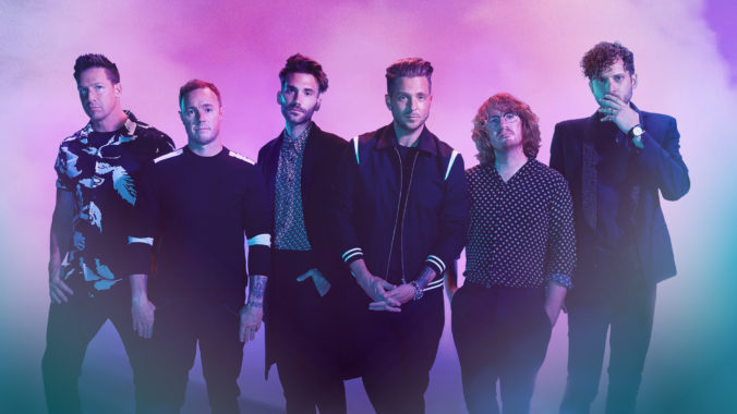 "OneRepublic ohlásili vydanie nového albumu Human, svet obletel i nový videoklip ""Didn't I"""