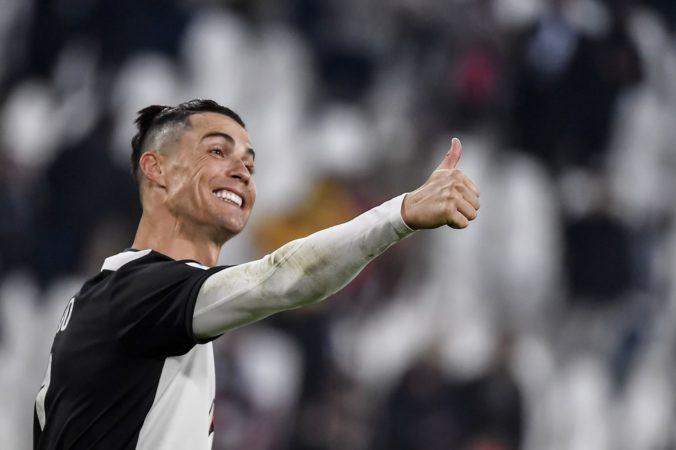 Ronaldo pomôže portugalským nemocniciam v boji s koronavírusom, daruje im lôžka aj pľúcne ventilátory