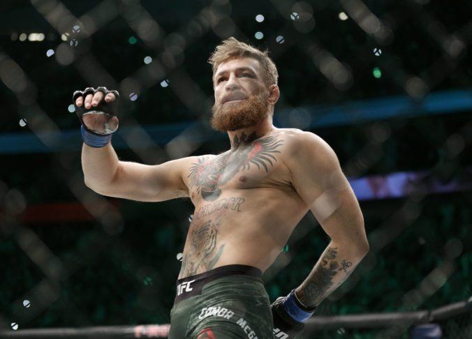 Írsky MMA šampión Conor McGregor venoval nemocniciam vo svojej krajine milión eur