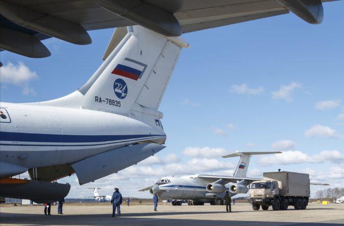 Rusko zastavuje všetky medzinárodné lety, výnimku majú len občania vracajúci sa domov