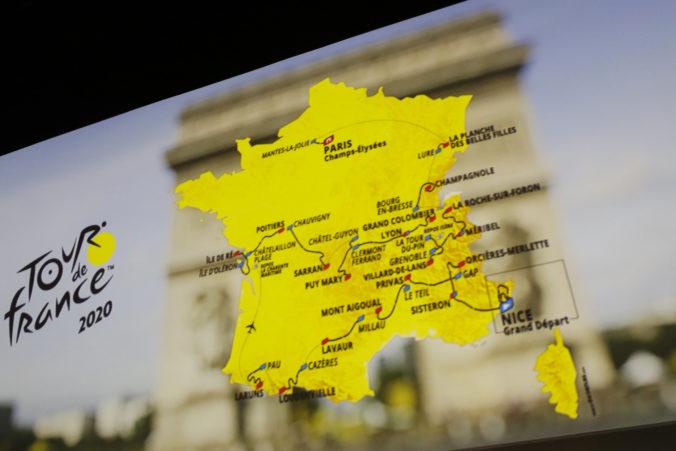 Tour de France zatiaľ nepadli za obeť koronavírusu, uskutočniť by sa mali s reštrikčnými opatreniami