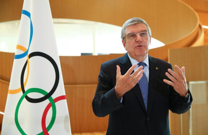 V Tokiu zasadol krízový štáb pre olympijské hry, Bach očakáva od svetového športu obete
