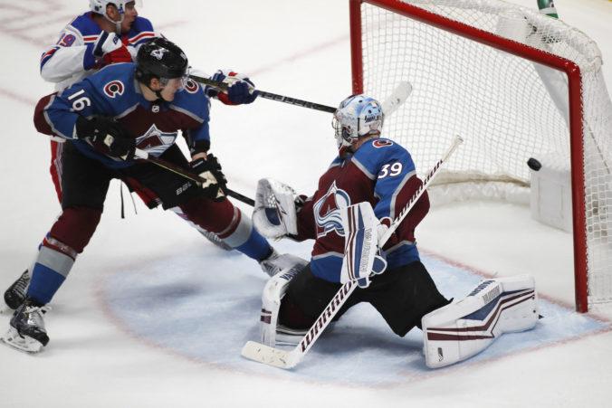 Zámorská NHL má ďalšieho hráča s ochorením COVID-19, je z tímu Colorado Avalanche