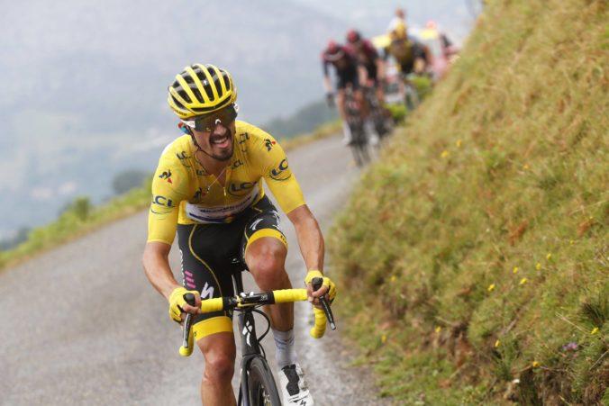Tour de France bez divákov? Hviezdny cyklista Alaphilippe si to radšej nechce ani predstaviť