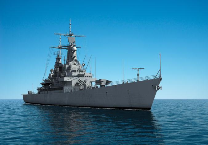 Japonský torpédoborec sa zrazil s čínskou rybárskou loďou, zranených nehlásia