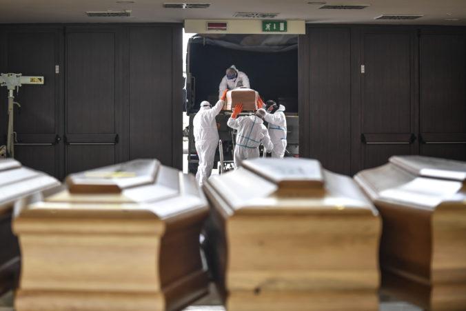 Švédske pohrebníctva panikária, pre obavy z nákazy chcú rakvy s mŕtvymi značiť špeciálnym symbolom