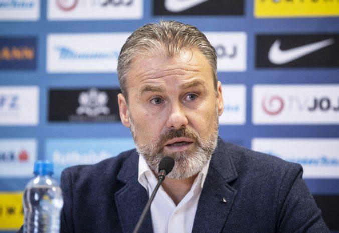 Kríza neobchádza ani Slovenský futbalový zväz, reprezentační tréneri prídu o 60 percent mzdy
