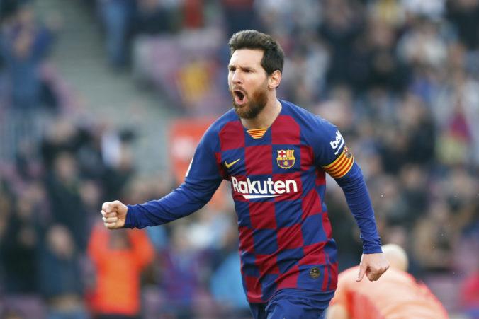 Messi odmietol špekulácie o prestupe do Interu Miláno, správy o transfere označil za výmysel